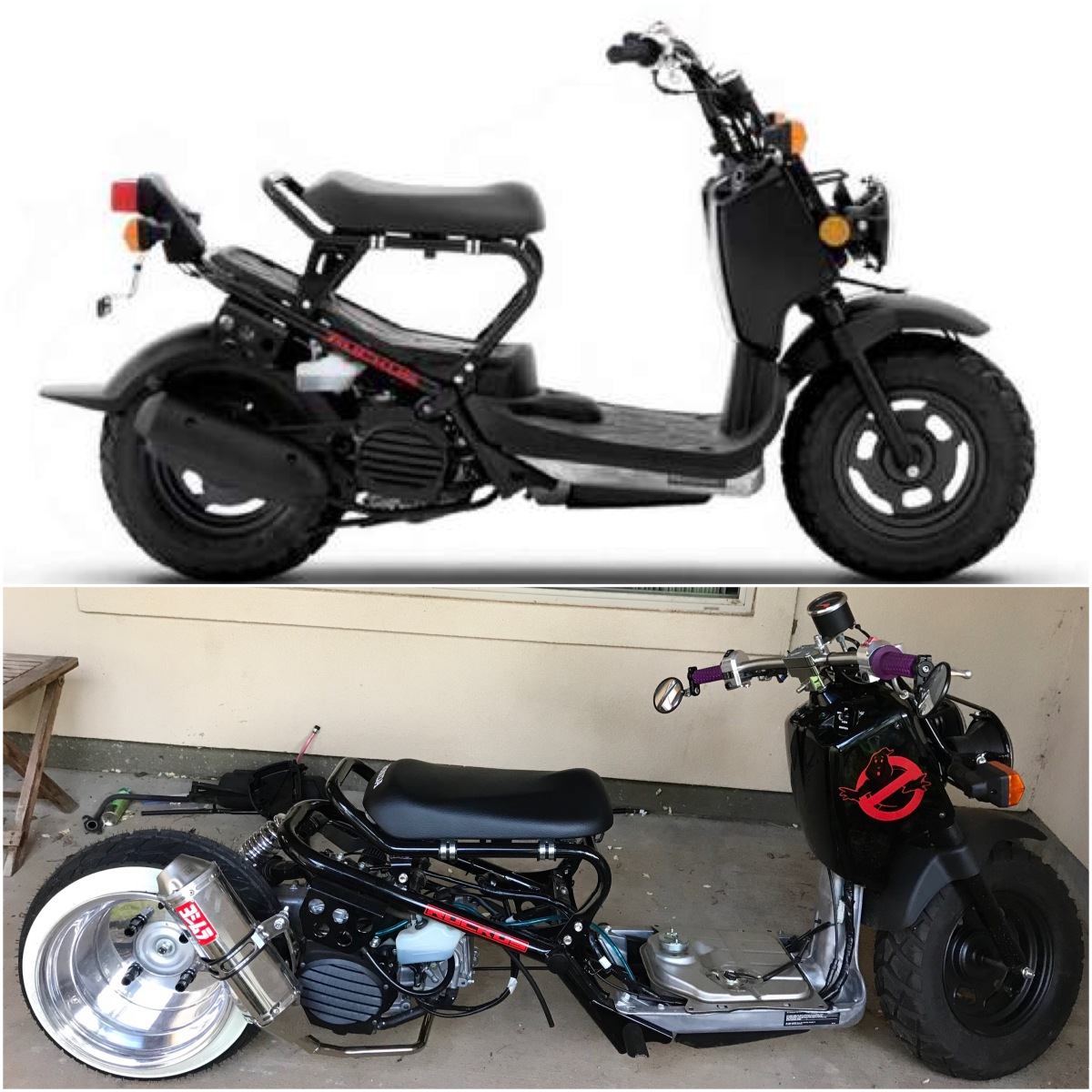 In Defense of a Honda Ruckus