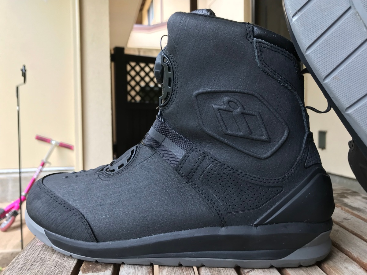 Review: Icon Patrol 2 Boots